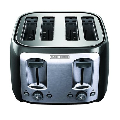 black+decker tr1478bd 4-slice toaster
