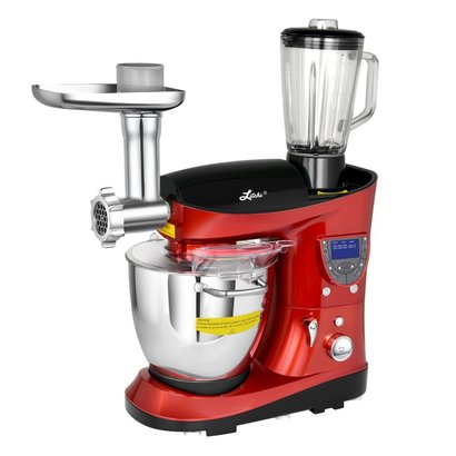 litchi cooking stand mixer 10 speed tilt-head stand mixer