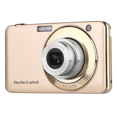 kingear perfect-shot 5x optical zoom and 15.0 megapixels digital video camera