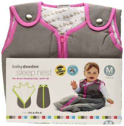 baby deedee sleep nest the baby duvet sleeping bag wearable blanket sleeper for baby girls