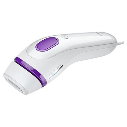 braun gillette venus silk-expert 3 intense pulsed light bd 3001 body and face hair removal system with gillette venus razor