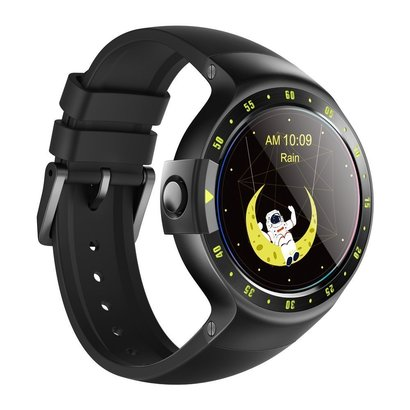 ticwatch s&e smartwatch knight with 1.4 inch oled display and ip67 water resistance compatible with ios 8.0+ and android 4.3+