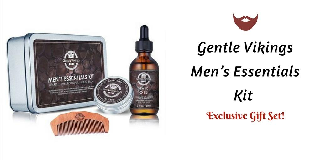 Gentle Vikings Men's Essentials Kit