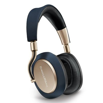 bowers and wilkins px wireless over ear headphones with adaptive noise cancellation and aptx hd bluetooth transmission system includes protective pouch