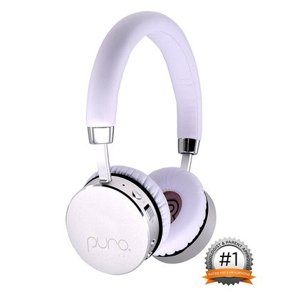 puro bt2200 sound labs kids volume limiting bluetooth wireless headphones best gift for kids