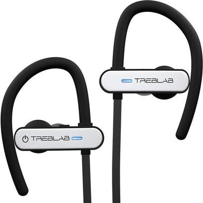 treblab xr800 high-definition bluetooth headphones - perfect wireless earphones for sports sweatproof and water-resistant