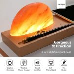 Masdio Sunrise Himalayan Salt Rock Lamp