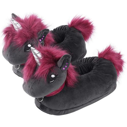 corimori unicorn slippers for women and kids