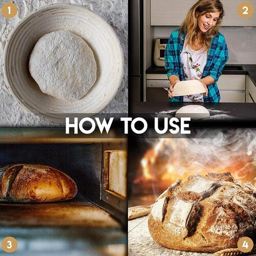 Great Housewarming Gift Complete Bread Making Set from Caesar Bread