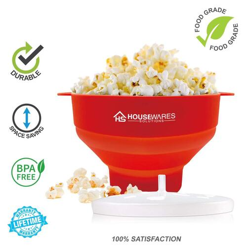 Housewares Solutions Popcorn Maker