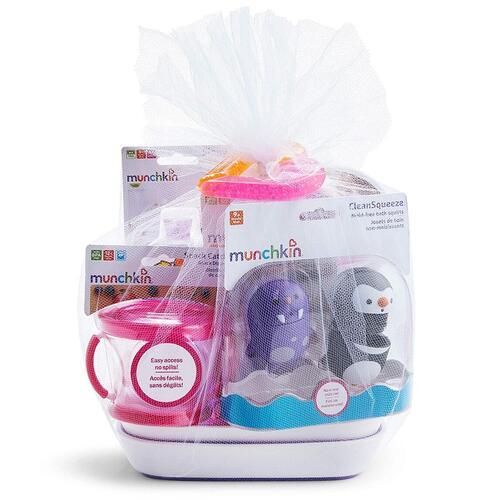 Munchkin 1st Baby Birthday Gift Basket the Perfect Baby Gift