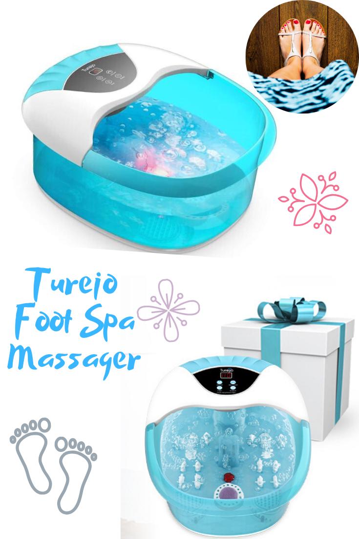 Turejo Foot Bath Massager
