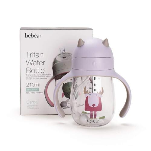 Bebamour BPA Free Premium Quality Baby Sippy Cup with Straw for Baby and Toddler