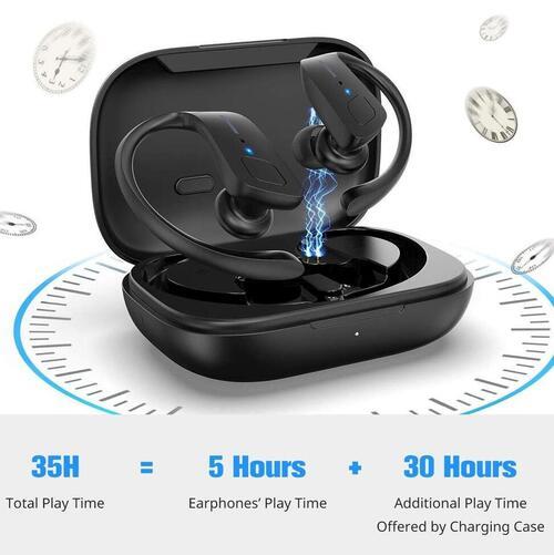 HolyHigh ET1 True Wireless Sport Earbuds