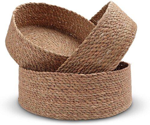 Birch + Ash Woven Storage Basket Set