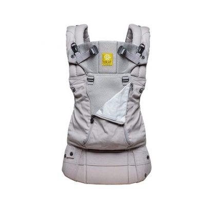 LÍLLÉbaby 6 position Newborn-Toddler Carrier with Temperature-control panel