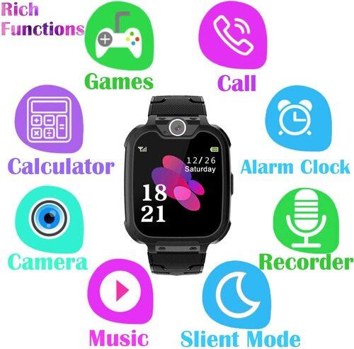 MeritSoar Smart Watch Phone for Kids