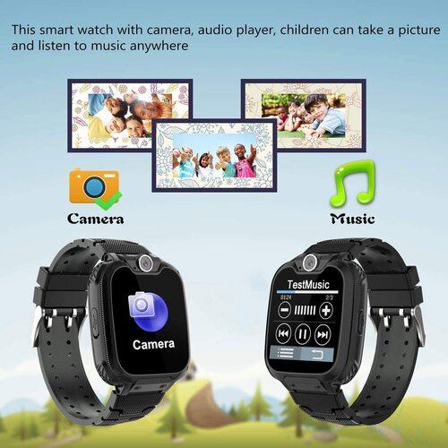 MeritSoar Two-way Call Kids Smart Watch Phone