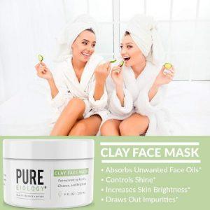 Pure Biology Premium Clay Mask
