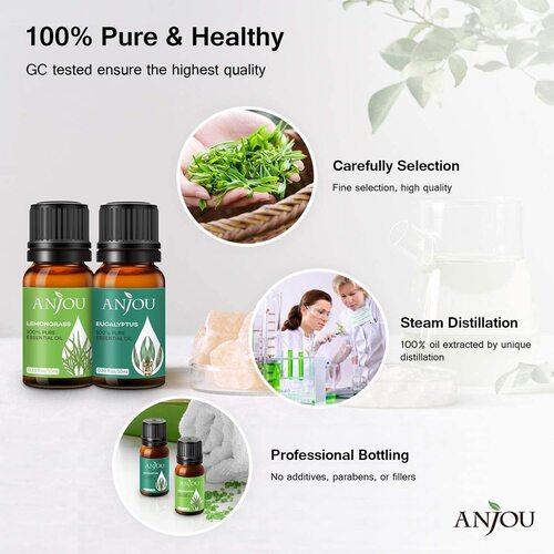 ANJOU Natural Essential Oils Set