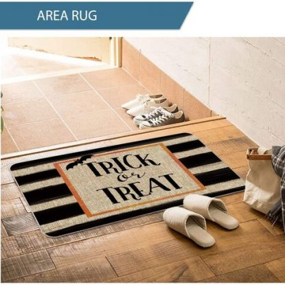 Artoid Mode Durable Halloween Trick or Treat Doormat