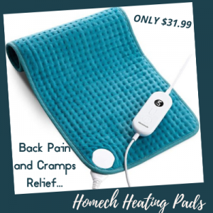 Homech Electric Heating Pad